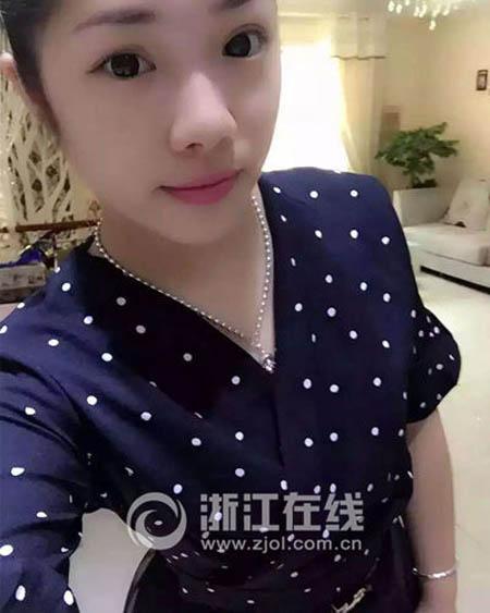 Shao Ziyan chỉ mới khoảng ngoài 20 tuổi. Ảnh: Weibo