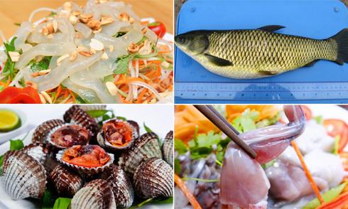 6 thực phẩm quen thuộc chứa chất kịch độc