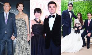 3 mỹ nhân Hoa ngữ làm con dâu nhà tỷ phú