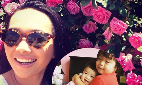 Mẹ Việt ở Mỹ rèn hai con tự ngủ nhàn tênh