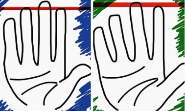 Nhìn bàn tay, 'đọc vị' người đối diện theo kiểu Nhật Bản