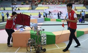 32 đội dự vòng chung kết Robocon 2016