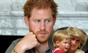 Hoàng tử Harry: 'Tôi không có nhiều kỷ niệm thơ ấu với mẹ'