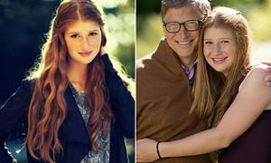 Diện mạo xinh xắn của con gái đầu tỷ phú Bill Gates