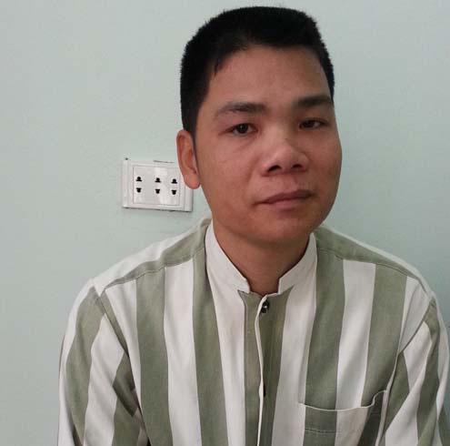 Nguyễn Huy Ngọc cảm thấy may mắn khi được Chủ tịch nước ân xá.