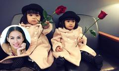 Những chuyện cười ra nước mắt của MC Huyền Ny khi nuôi con sinh đôi