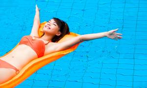 3 cách cho da đẹp dáng xinh ngày hè