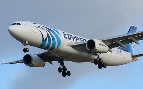 Một phi cơ của EgyptAir. Ảnh: Alamy.
