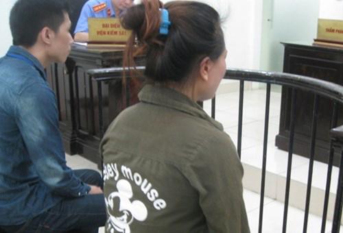 Dẫn dắt bạn vào 'nghề' mại dâm, Vũ Thị Phong Phượng đã phải lĩnh án.