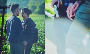 Tình yêu không lời của hai chàng trai khiến nhiếp ảnh gia ghen tị