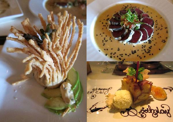 Được thành lập năm 1995, nhà hàng Alan Wong được đánh giá 4,5 sao trên các trang web đánh giá ăn uống. Mỗi thực khách tới đây có giá khoảng 75 - 105 USD một người.