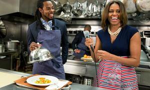 Bên trong căn bếp ở Nhà Trắng của gia đình ông Obama