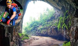 Sơn Đoòng đẹp thổn thức qua ống kính du khách Việt