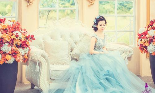 Váy cưới Hương Bridal