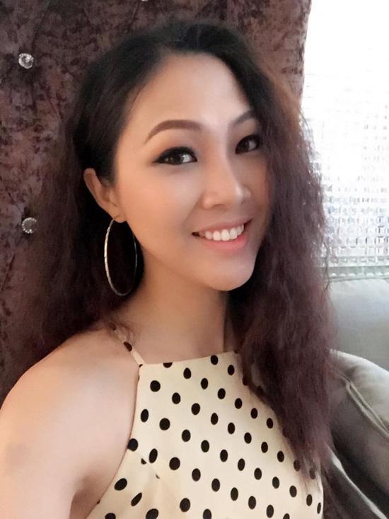 Cô gái cao 1m80 được giám khảo Hà Anh khennhan sắc nổi trội mà còn có sự thông minh và nhân ái trong tính cách nên phù hợp với tiêu chí sắc đẹp và sự nhân ái của Hoa hậu Thế giới.