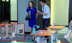 Sạn hài hước trong phim 'Người phiên dịch' của Dương Mịch