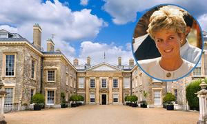 Ngủ đêm ở nhà Công nương Diana với giá 800 triệu đồng