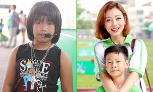 Mẹ con Jennifer Phạm hội ngộ bé Trọng Nhân Got Talent