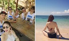 Kinh nghiệm đi Boracay của bà mẹ đơn thân nổi tiếng