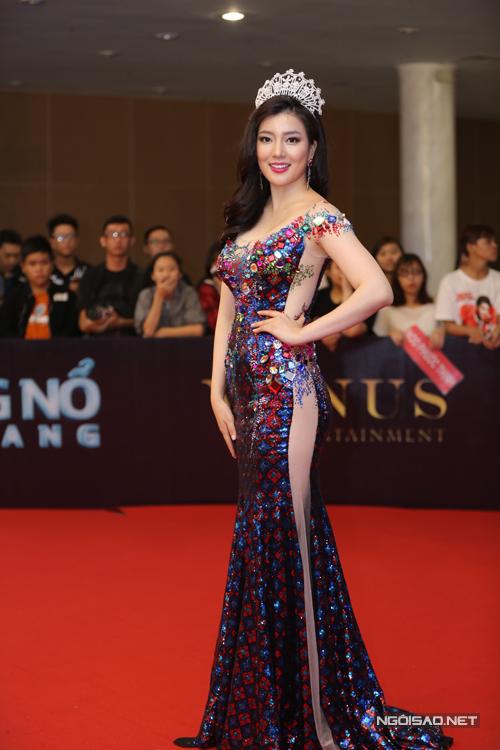 Hoa hậu Hàn Quốc.
