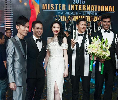 Một số hình ảnh của hoa hậu Thu Vũ tại cuộc thi Miss International 2015 được cộng đồng chia sẻ.