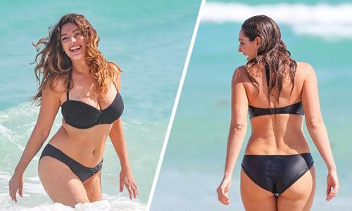 Phụ nữ có thân hình tròn trịa là 'chuẩn mực hoàn hảo' mới