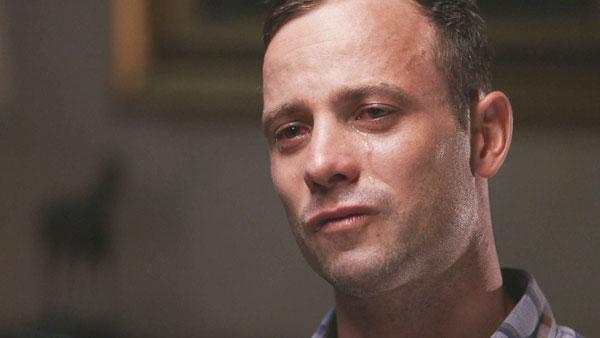 'Người không chân' khóc trong buổi phỏng vấn