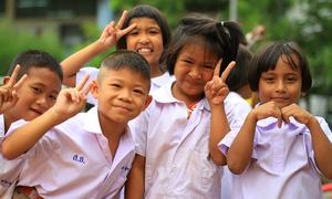 Nội quy trường học đặc biệt của trẻ em Thái Lan