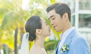 Đám cưới đẹp lung linh ở Hawaii của tài tử 'Vì sao đưa anh tới'