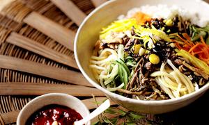 Bibimbap - món cơm bổ dưỡng quyến rũ từ màu sắc