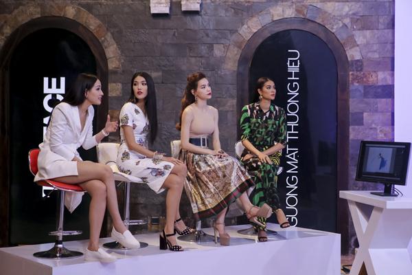Kết thúc phần thi thứ hai, Mai Phương Thuý đã đánh giá team của Phạm Hương xuất sắc nhất. Điều này đồng nghĩa với việc Phạm Hương có quyền loại một thí sinh ở hai đội còn lại.