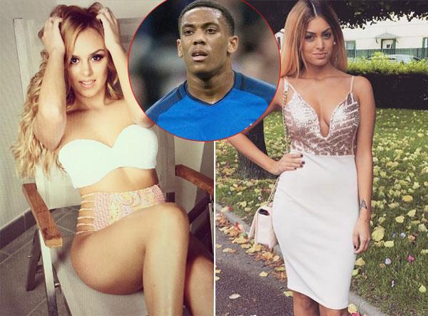Martial bị vợ bỏ trước Euro vì lăng nhăng