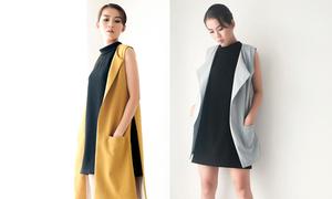 Những set đồ cho nàng mê long vest