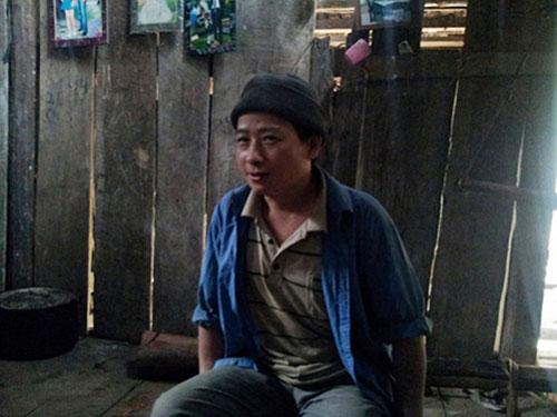Ông Trương Văn Ve.