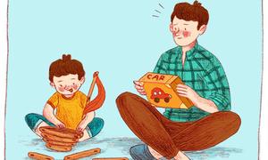 Những điều cha mẹ nên học tập trẻ nhỏ