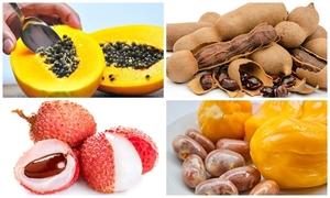 8 loại trái cây không nên bỏ hạt