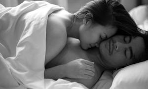 Ngọc Lan - Thanh Bình say đắm trong phòng ngủ