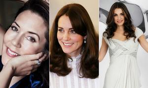 5 nàng dâu Hoàng gia có xuất thân là 'Lọ Lem'