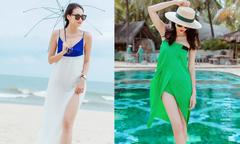 5 mẫu váy giúp bạn bay bổng hơn khi đi biển