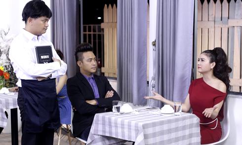 Thanh Duy - Kha Ly bị Trịnh Tú Trung 'phá đám' khi hẹn hò