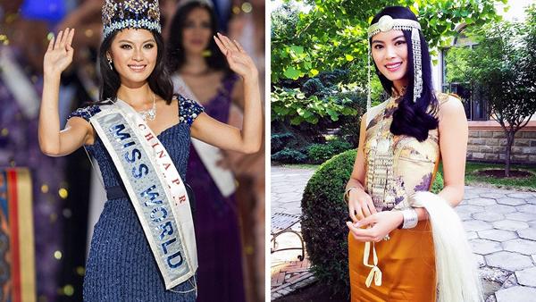 Hoa hậu Thế giới 2012, Yu Wenxia,