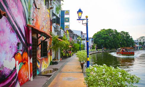 Dễ đến, tiện trải nghiệm ở thành cổ yên bình Malacca