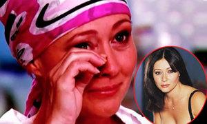 Nữ diễn viên 'Phép thuật' bật khóc vì mắc ung thư vú đã di căn