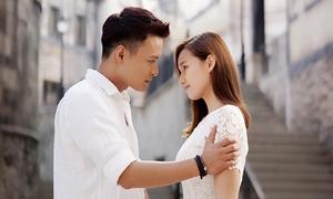 Lã Thanh Huyền tiết lộ về nụ hôn trên màn ảnh với Hồng Đăng