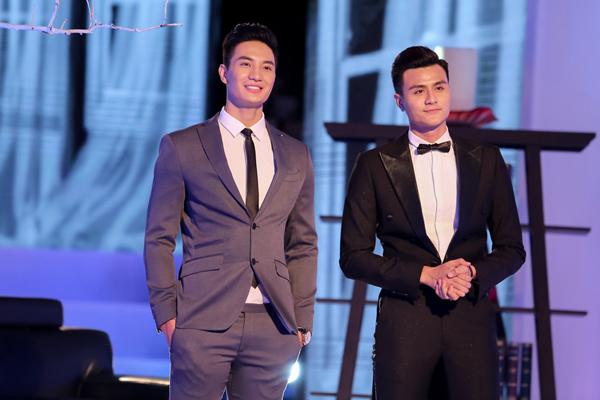 Trong phần thi quay video quảng cáo, Văn Sơn và Vĩnh Thuỵ cùng tham gia và chính họ cũng là người đưa ra quyết định đội thắng cuộc ở tập này.