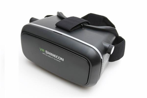 Phần quà kính 3D VR Shineconấn tượng từ chương trình.