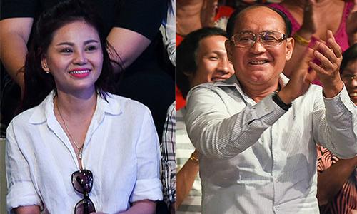 Danh hài Duy Phương và vợ cũ Lê Giang không nhìn mặt nhau