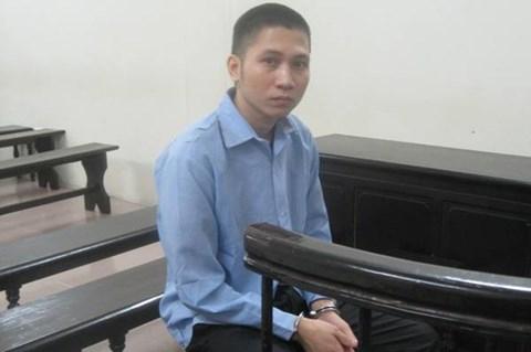 Trần Mạnh Hưng bị đưa ra xét xử tại phiên tòa sơ thẩm