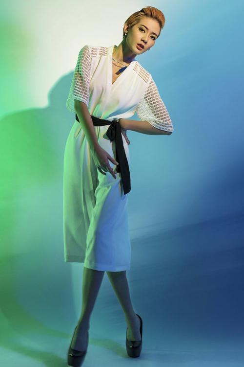 Sau tập 5, Kim Nhã nhận được nhiều lời khen ngợi từ ban giám khảo bởi sự tiến bộ của cô trong việc tạo dáng trước ống kính.