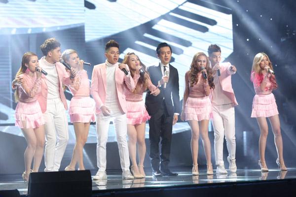 Nhóm The Wings cùng với SGirl có phần kết hợp cùng nhạc sĩ Dương Khắc Linh qua hai ca khúc We dont talk anymore và Con đường tôi.